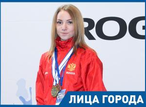 Своего молодого человека я не бью, - бронзовая призер чемпионата мира по пауэрлифтингу из Волгограда