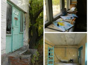 Известный волгоградский детский лагерь превратился в место для съемок фильма ужасов