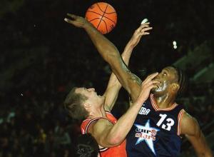 Волгоградец примет участие в матче легенд европейского баскетбола
