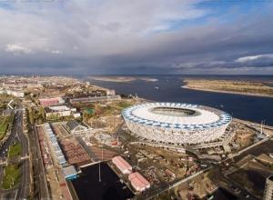 При покраске стадиона «Волгоград Арена» может пострадать здоровье горожан