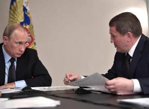Владимир Путин спасает регионы, но Волгограда в списке нет