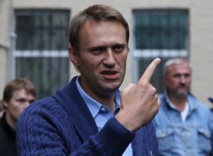Алексей Навальный ездит по Волгограду