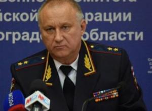 Генерал полиции с тайной миссией посетил сельские районы Волгоградской области