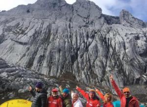 Волгоградский промышленник Олег Савченко покорил вершину Пунчак-Джая