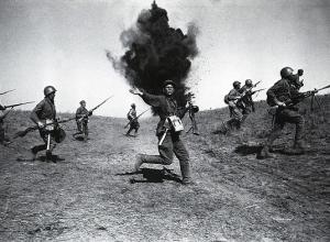 9 августа 1942 года - войска 64-й армии нанесли контрудар под Сталинградом