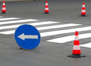 В Волгограде 13 января для транспорта закроют улицу Пушкина