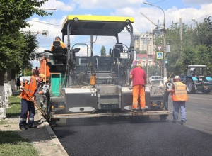 50 километров волгоградских дорог было реконструировано за федеральные деньги