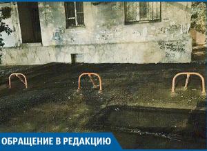 Из-за «индивидуальных мест» для парковки во двор не может въехать «скорая», – волгоградка