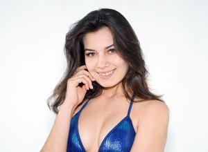 Изящная Камила Казакова поборется за титул «Мисс Блокнот Волгоград-2017»