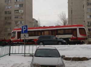 Волгоградцы сменили гнев на милость к новым трамваям