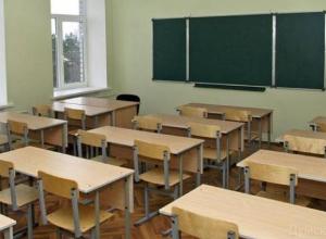 Волгоградские чиновники подвели школу в Палласовке к закрытию