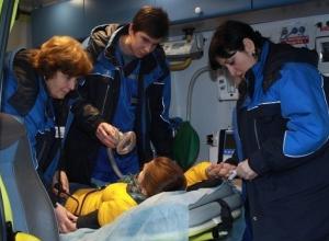 У 10-летнего школьника на юге Волгограда во время уроков случился припадок