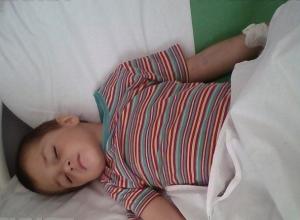 Укушенный гадюкой 4-летний мальчик рискует вновь попасть в волгоградскую больницу