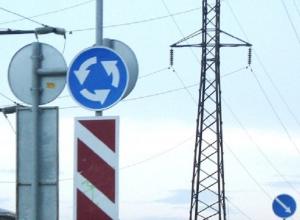 На аварийном участке Нулевой Продольной введут круговое движение в Волгограде