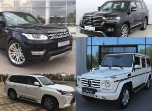 Топ подборка самых дорогих подержанных автомобилей Волгограда