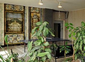 Строителей «Волгоград Арены» оставили в номерах гостиницы