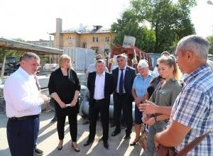 Региональные власти пообещали 450 обманутым дольщикам Волгограда достроенные квартиры