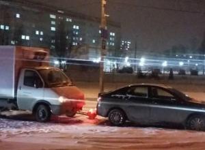 В Волгограде водитель умер от инфаркта после аварии
