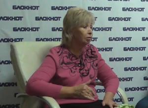 Зарплаты у медиков в Волгограде позорно низкие, - Наталья Латышевская