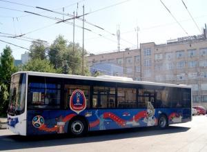 Стало известно расписание бесплатных автобусов-шаттлов в Волгограде на 9 мая и ЧМ-2018