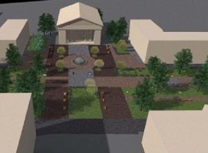 Новый фонтан появится у жителей Тракторозаводского района Волгограда