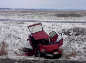 Пьяный водитель «вылетел» на встречку в Волгоградской области: 1 человек погиб, двое в больнице