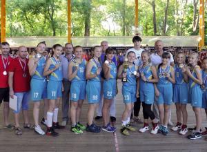 Мини-баскетболистки из Волгограда порадовали серебром