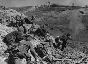 10 августа 1942 года - немцы прорвали фронт под Сталинградом
