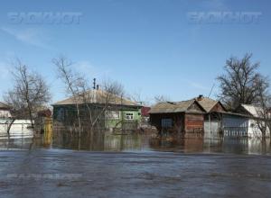 Аж по 10 тысяч рублей выделено пострадавшим от паводка волгоградцам из бюджета области