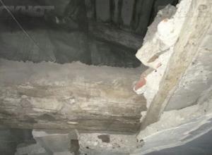 Чиновники не могут найти деньги на экспертизу аварийного дома с рухнувшим потолком в Волгограде