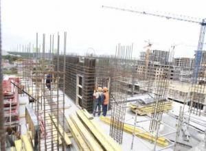 Строительная отрасль Волгоградской области демонстрирует рост