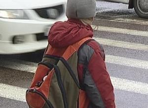 9-летний школьник попал под колеса Renault Logan на севере Волгограда