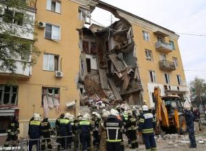 Двухметровым ограждением закроют взорвавшийся в Волгограде жилой дом