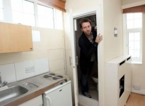 Самую маленькую квартиру в 10 кв. м. нашли в Волгограде