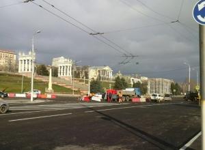23 февраля на набережной Волгограда ограничат движение транспорта