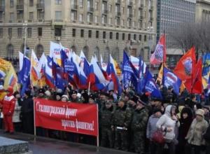 Из 58 партий в Волгограде 50 оказались финансовыми бомжами
