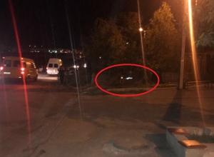 Audi TT на скорости влетела в палисадник частного дома в Волгограде