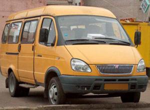 Волгоградскому маршруту №31К добавили четыре микроавтобуса