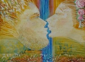 Романтические акварели предлагают жителям Волгограда