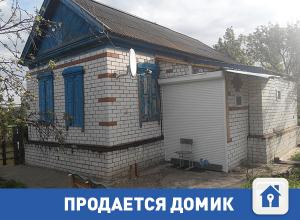 Продается домик на берегу реки Дон