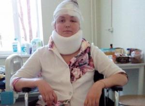 После статьи на сайте «Блокнот Волгограда» молодой многодетной маме сделали сложную операцию бесплатно