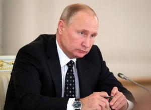 Андрей Бочаров выслушал претензии Владимира Путина
