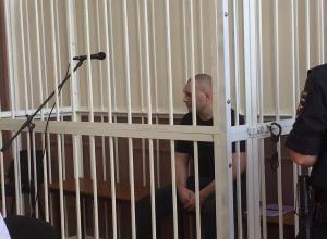 Волжский маньяк Масленников отказался отвечать на вопросы прокурора