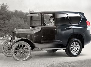 Тогда и сейчас: сто лет назад по улицам Царицына разъезжали всего 20 автомобилей