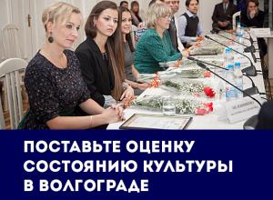 Культура в Волгограде отстает в развитии, а руководят этой сферой врачи и завхозы, - итоги 2016 года
