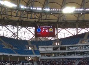 С двух забитых голов начал «Ротор-Волгоград» тестовый матч