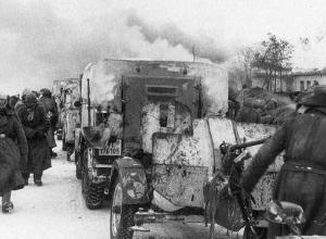 4 января 1943 года - Ставка Верховного Главнокомандования утвердила план операции «Кольцо» по ликвидации немецких войск