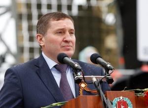 Волгоградец пытается отправить в отставку Андрея Бочарова