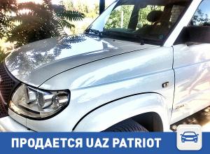 Продается UAZ Patriot в Волгограде