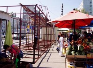 Торговые места появятся в Советском районе Волгограда